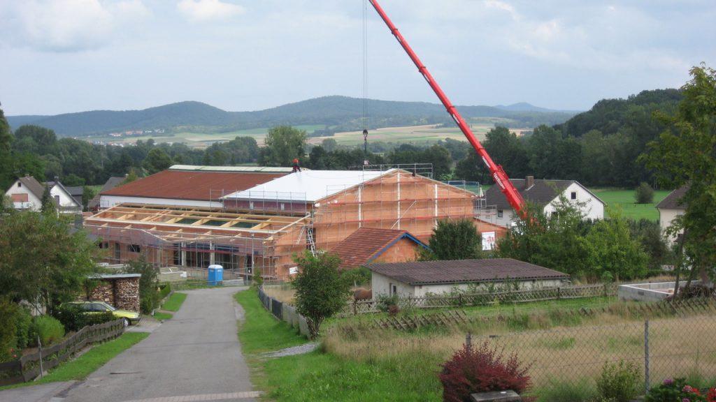 Nordwaldeckhalle Külte Sport Nordhessen