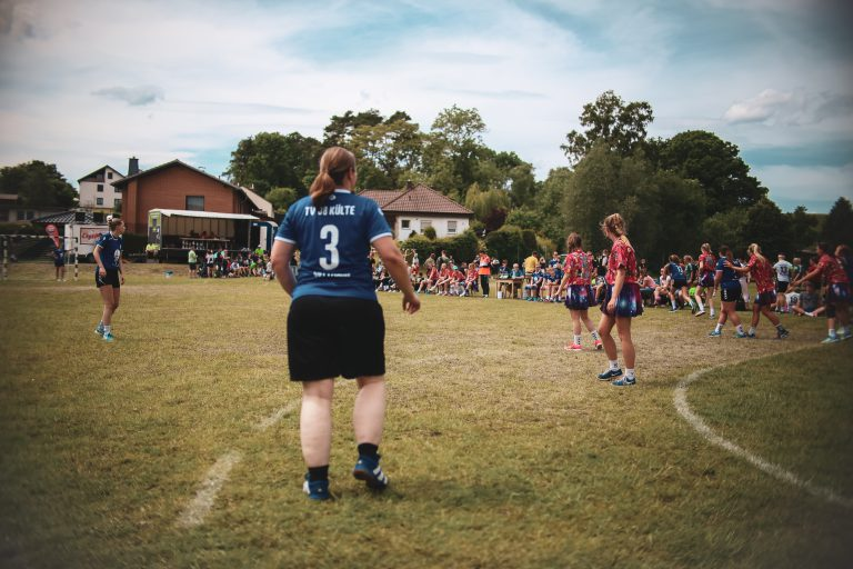 Pfingsten in Külte Handball Nordhessen Damen