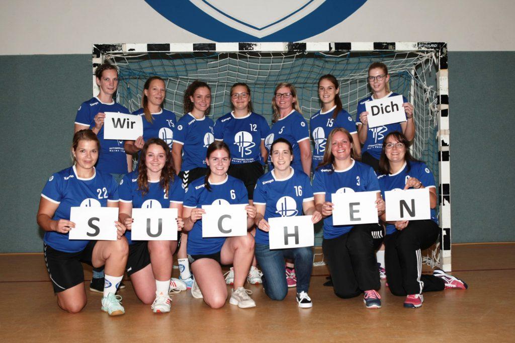 Damenmannschaft TV Külte Handball